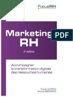 Marketing RH - Accompagner La Transformation Digitale Des Ressources Humaines