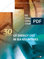 Oil Crises and Climate Challenges