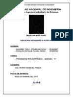 Monografia Procesos Industriales