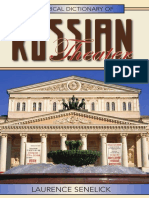 Historical Dictionary of Russian Theater (Historical Dictionaries of Literature and the Arts) by Laurence Senelick (z-lib.org).pdf