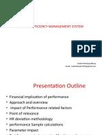 16.Efficiency management sytems presentations