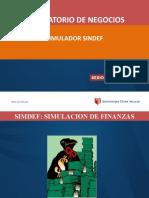 SESION 05 SIMULADOR SINDEF