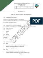 GA-PL-02 Plan de Aula E.Artística Grado 10