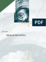 (European Semiotics _ Sémiotique Européenne 7) Ole Kühl-Musical Semantics-Peter Lang International Academic Publishers (2008).pdf
