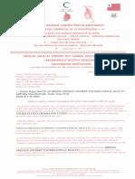 deafaulte notice to affidavitt fore allodial secured land property repossessione writtene statemente nonresponse notificationn