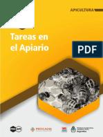 Tareas de Apiario