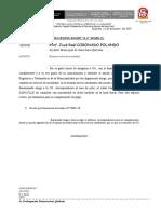 OFICIO informe PAGO movilidad