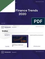 Open Finance Trends 2020