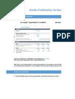 Business Plan Modele Abonnements