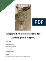 Senior Design Final Report