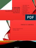 Rising Sindh - IR lecture 5