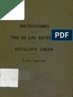 artilleria uruguay