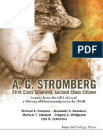 A.G. Stromberg - First Class Scientist, Second Class Citizen - Letters from the Gulag and a History of Electroanalysis in the USSR.pdf