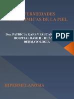 ENF DISCROMICA - HIPERMELANOSIS II