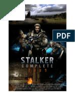Stalker Complete 2009 v1.4.4 User Manual