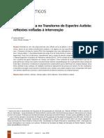 PAOLI, Joanna de; SAMPAIO, Juarez Oliveira. Atenção Atípica no Transtorno do Espectro Autista - Reflexões voltadas à intervenção.pdf