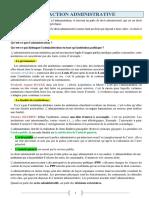 COURS  DE L'ACTION ADMINISTRATIVE-1-1