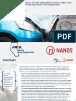Nanos Research survey - insurance in Alberta