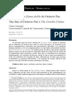 El sino de La llama doble de Octavio Paz.pdf