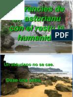 Diferencias de un asturiano con el resto