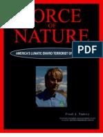 Force of Nature -- Tukey -- 2010 12 24 -- America's Lunatic Enviro Terrorist of the Year -- MODIFIED -- PDF -- 300 Dpi