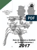 Guía TATLI 2017 CCH Azcapotzalco