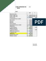TAREA - Estados Financieros Proforma