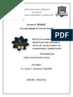 ETA OBLATO proyecto