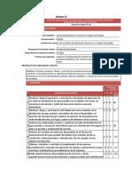 ANEXO A OFICINA DE DISTRIBUCION, RECOLECCION Y GESTION DE PERDIDAS