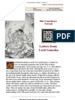 Loving Ganesha, Chapter 2_ Letters From Lord Ganesha