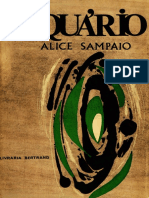 ALICE SAMPAIO. O Aquario (1963) (1)