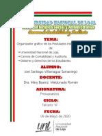 postulados institucionales