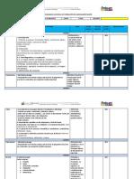 Plan de Evaluación Principios de Biología