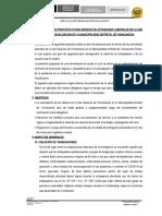 PROPUESTA DE PROTOCOLO DE REGRESO A LAS LABORES
