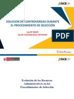 Solucion de Controversias - SELECCION - 2020 COVID - formato OSCE