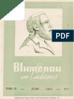 Blumenau em Cadernos - BLU1961007_jul