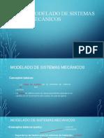 Modelado de sistemas mecánicos y biologicos