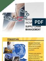 Manajemen Inovasi 07 - Supply Chain Management