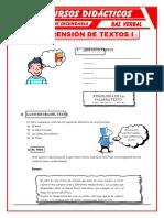 Comprensión-de-Textos-para-Segundo-de-Secundaria