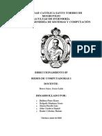 Practica IP - Redes Comp - 2018