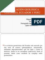 25 CORRELACI+ôN GEOL+ôGICA COLOMBIA, ECUADOR Y PER+Ü_Miguel Toapanta.pptx
