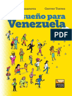 Un Sueño para Venezuela, de Roberto Casanova y Gerver Torres