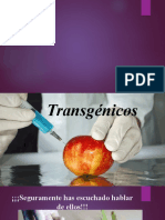 Transgénicos