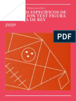 CRITERIOS ESPECÍFICOS DE PUNTUACION TEST FIGURA COMPLEJA DE REY
