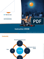 Instructivo CROM