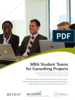 Ixl Center-mba Student Team Consulting Project