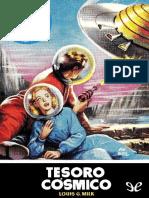 [Bolsilibros] [Espacio - El Mundo Futuro 13] Milk, Louis G. - Tesoro cosmico [45518] (r1.0).epub