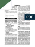 Resolución 554-2014-JNE - Financiamiento APP