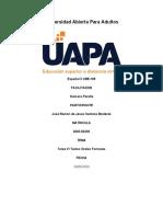 Tarea VI Textos Orales Formales