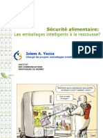 20829235 Securite Alimentaire Les Emballages Intelligents a La Rescousse